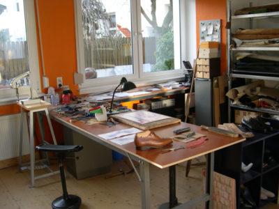 Der Herr der Schuhe Massschuhe Frankfurt Atelier