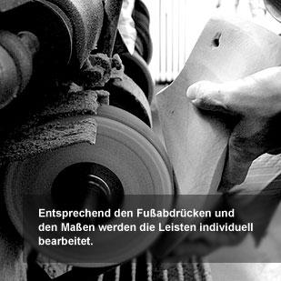 Der Herr der Schuhe - Maßschuhe Frankfurt - Leistenbau