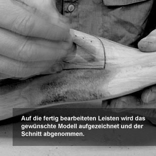Der Herr der Schuhe - Maßschuhe Frankfurt - Modellgestaltung