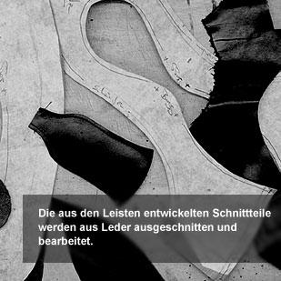Der Herr der Schuhe - Maßschuhe Frankfurt - Schnittentwicklung