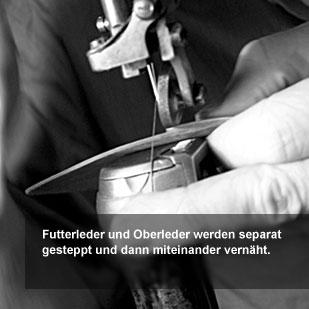 Der Herr der Schuhe - Maßschuhe Frankfurt - Schäftebau