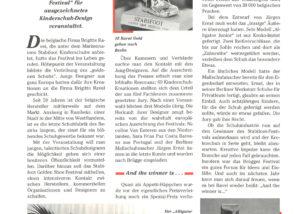 Jürgen Ernst - Der Herr Der Schuhe - gewinnt ersten Preis