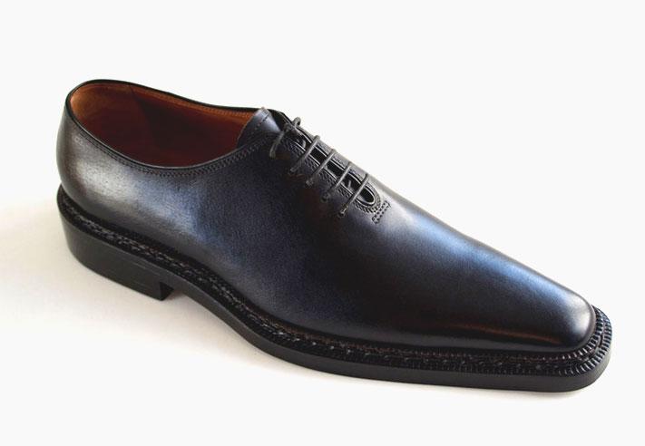 Der Herr der Schuhe Massschuhe Frankfurt Herrenschuhe - Neuzeit