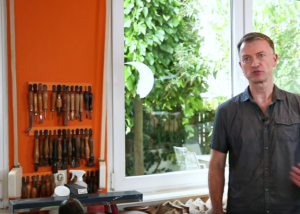 Maßschuhmacher Jürgen Ernst